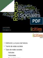 Taller redes sociales 2015
