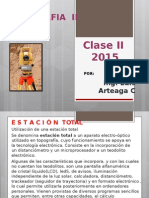Topo II Clase II