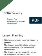 CCNA Security Part 4 Firewall