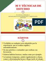 Hábitos y Técnicas de Estudio 2015