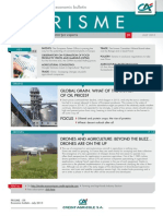 CA CB PRISME - Crédit Agricole Agriculture and Agri-food Economic Bulletin July 2015
