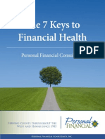 The 7 Keys to Financial Health