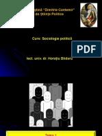 Sociologie I