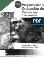 CONTENIDO Preparación y evaluación de proyectos