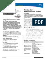 3170 MBS Datasheet