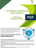 Customer Experience Cem-V1.1