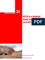 Brocade Bcfa Nutshell Certification Study Tools