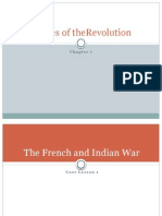 Ch. 7 Causes of the Revolution