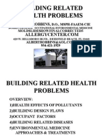 Building Related Health Problems Mold & More Be Healthy
