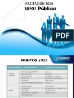 Seminario Contratacion Publica 2015