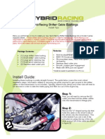 Shifter Cable Bushing Install Guide V1