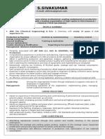 SSK Resume
