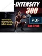 300 high intensity workouts
