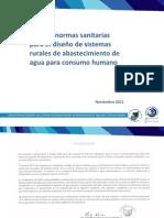 NORMAS DE DISEÑO AGUA POTABLE INFOM.pdf