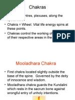 7 Chakras Presentation