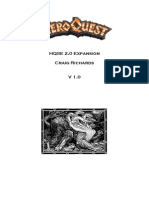 HeroQuest v2.0  Expansion