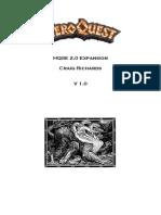 HeroQuest v2.0  Expansion