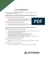 Enhancements List RVT 2015 UR7 Esp