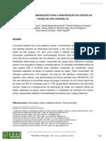 INVENTÁRIO E RECOMENDAÇÕES PARA A ARBORIZAÇÃO DO CENTRO DA CIDADE DE SÃO JOAQUIM, SC
