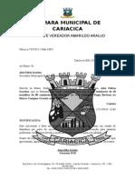 03.2015 - Instalação de 20 Manilhas - Rua Ludogero Barbosa - Campina Grande
