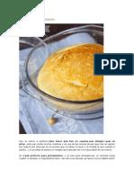 Hacer Pan Fácil en Cazuela