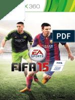 Fifa-15-Manuals Microsoft Xbox 360 En