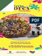 Programacion Feria de Las Flores 2015 SD