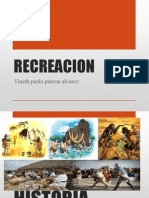 que es l recreacion