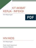 - INFEKSI - HIVAIDS