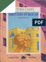Camps Victoria - Virtudes Publicas