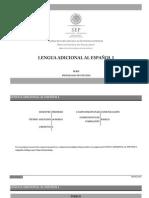 Lengua Adicional Espanol I Biblio 2014
