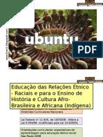 Educ Relações Etnico - Raciais