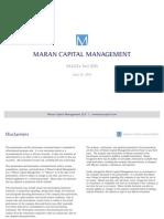 Maran Biglari Holdings