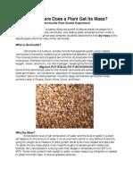 vermiculite experiment 2
