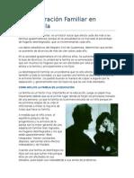 Desintegración Familiar en Guatemala