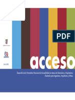 Manual de Acceso (SENADIS)