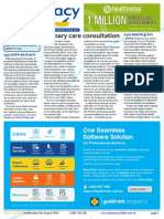 Pharmacy Daily for Wed 05 Aug 2015 - Primary care consultation, One billion eRx scripts, 599 SHPA abstracts, Health & Beauty and much more