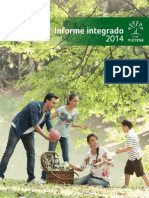 Informe Integrado Nutresa 2014 PAGINA OFICIAL