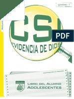 CSI Adolescentes U1
