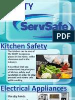 fs kitchen safety with servsafe