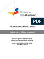 04 Planning Guidelines EFL Agosto 2014