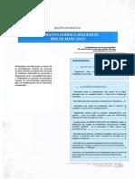 Boletin Juridico Mayo 2015