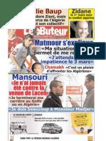 LE BUTEUR PDF du 24/02/2010