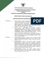 Permendag No 69 Tahun 2014 Tentang Pengelolaan SDM Kemetrologian