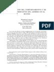 Loayza, Schmidt-Hebbel, Servén (2001) - Una Revision Del Comportamiento y Los Determinantes Del Ahorro en El Mundo
