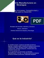 La Industria en Nicaragua - A Solorzano