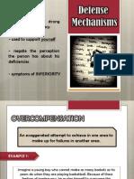 Defense Mechanism - Anzures