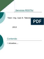 4 RESTFul Services