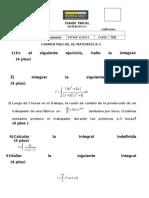 Examen Parcial y Solucionario de Mate 2 Clase 7520