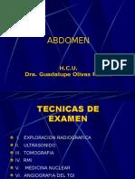 Abdomen HCU